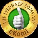 eKomi Gold Kundenbewertungen